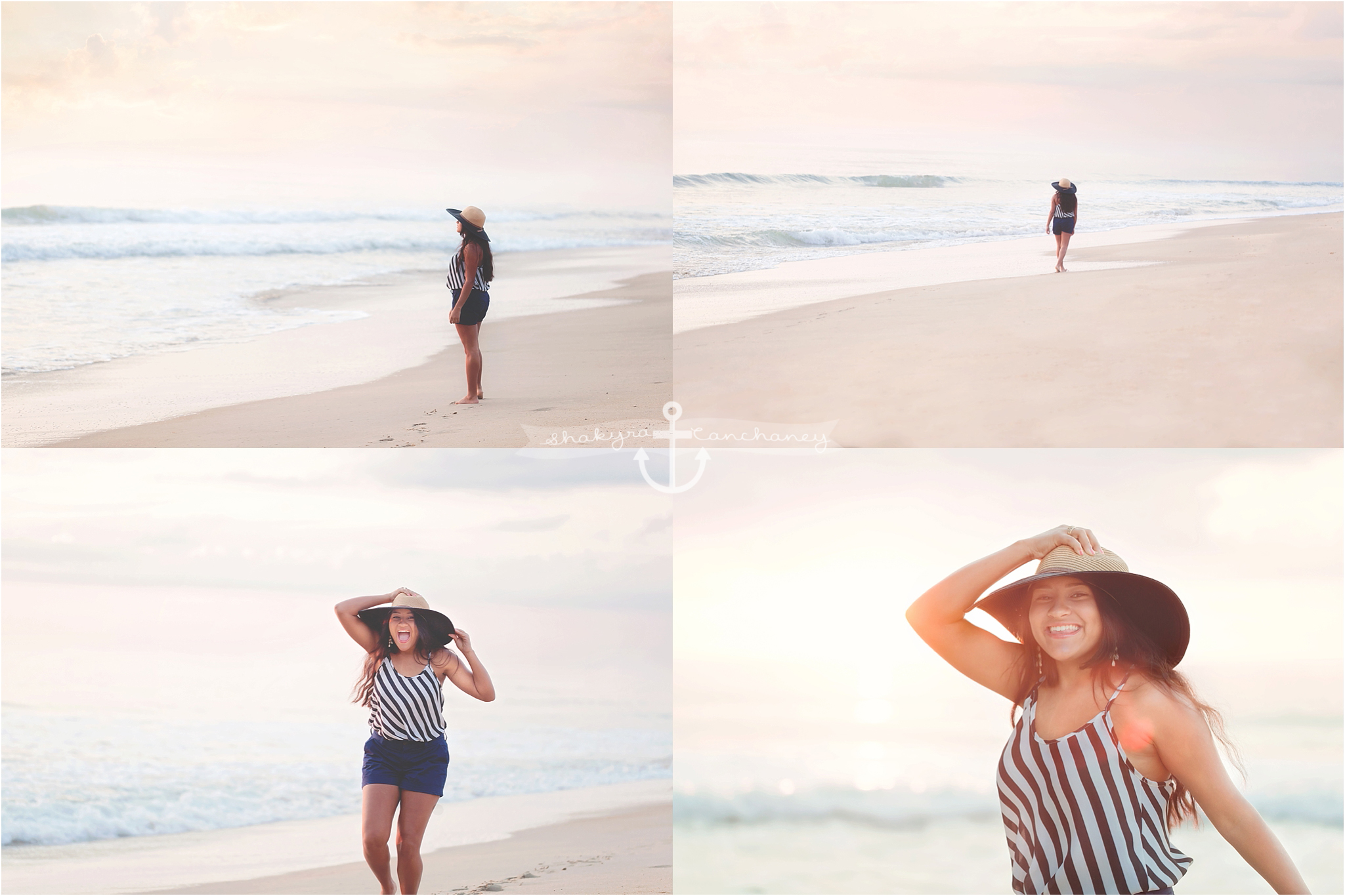 www.ShakyraCanchaney.com Shakyra Canchaney Photography | Virginia Beach Photographer Senior Session Outer Banks